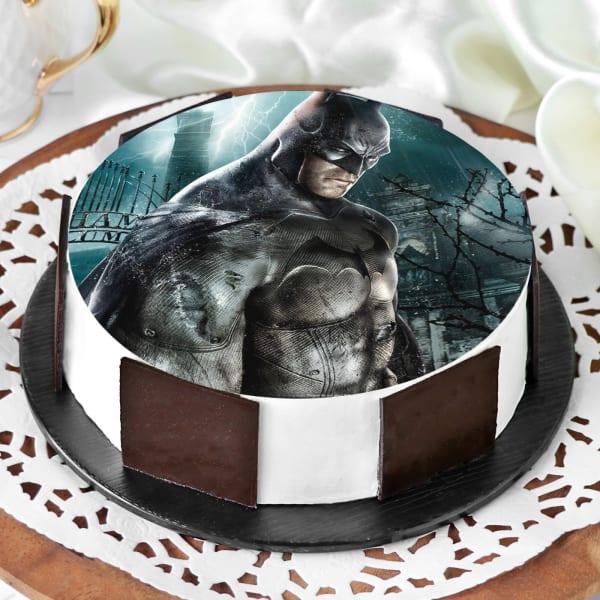 The Dark Knight Cake (1 Kg)
