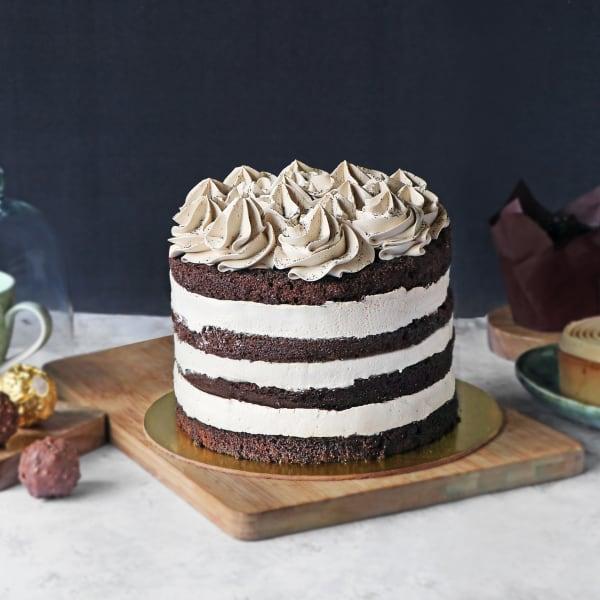 Tiramisu Coffee Cake (Half kg)