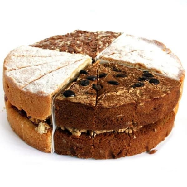 Traditional Sharing Sponge 10 inches Cake