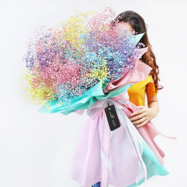 Unicorn Hues Bouquet