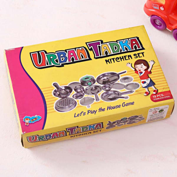 Urban Tadka Kitchen Set Gift Send Toys And Games Gifts Online