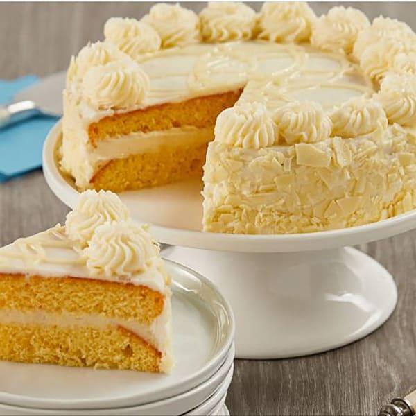 Vanilla Bean Cake - 7 inches