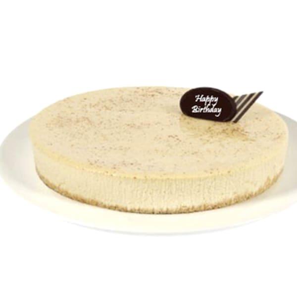 Vanilla Cheesecake: Gift/Send