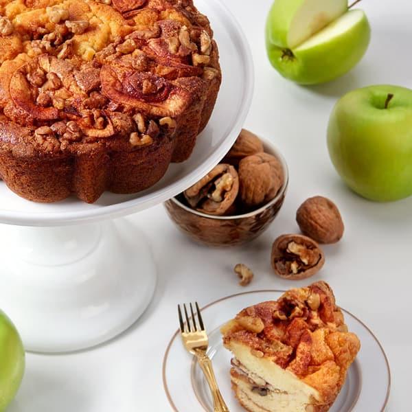 Viennese Coffee Cake Granny Apple