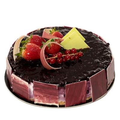 1 Kg Blueberry Cheese Cake