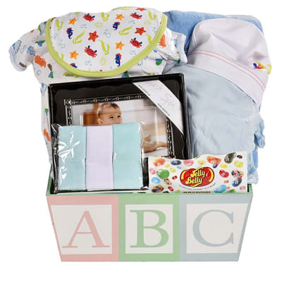 ABC Baby - Boy 3/cs