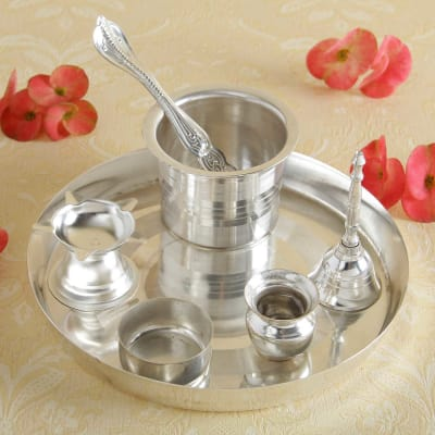All-in-One Puja Aarti Set