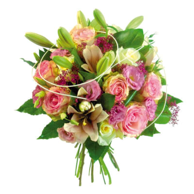 All the best bouquet