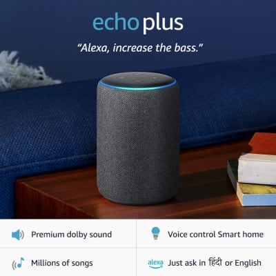 Amazon Echo Plus 2nd Gen
