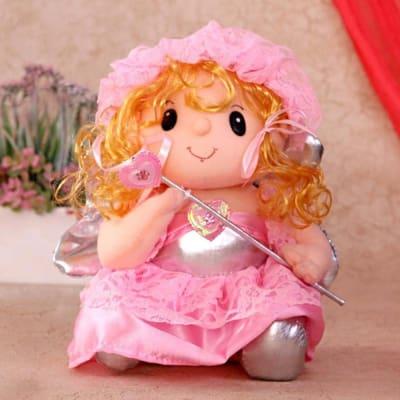 Angel Bubbly Soft Toy