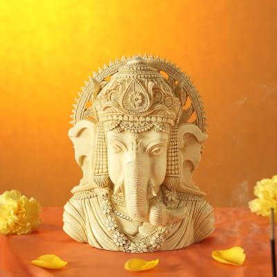 Antique Lord Ganesha Idol