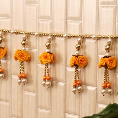 07369758a8b Appealing Floral Design Bandhanwar