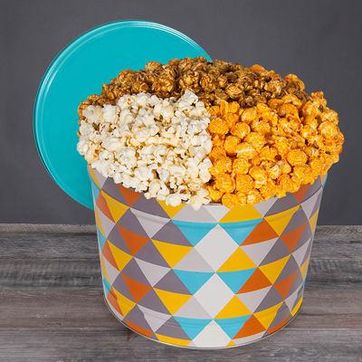 Artisan Popcorn Tin - Traditional 2 Gallon