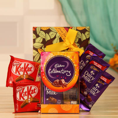 Birthday Chocolates Order Send Gift Boxes Online India