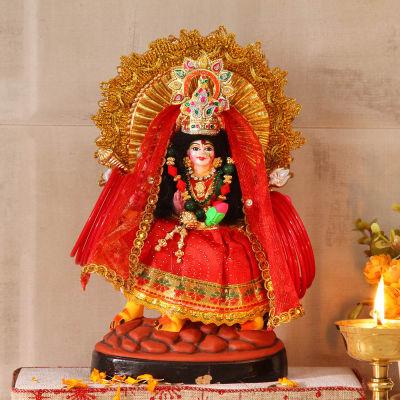 Auspicious Maa Durga Idol