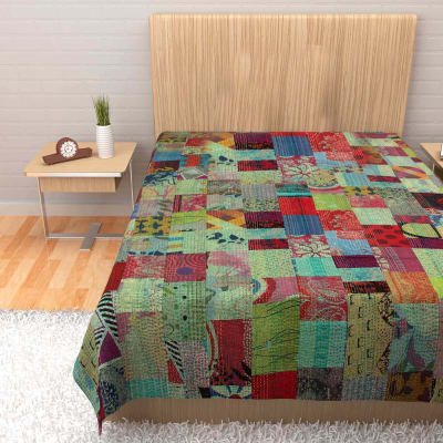 Barmeri Print Single Bedsheet
