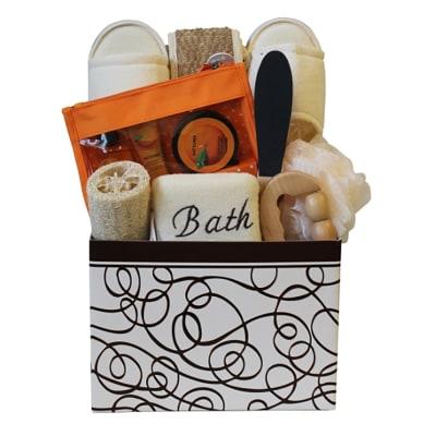 Bath & Body Spa Kit