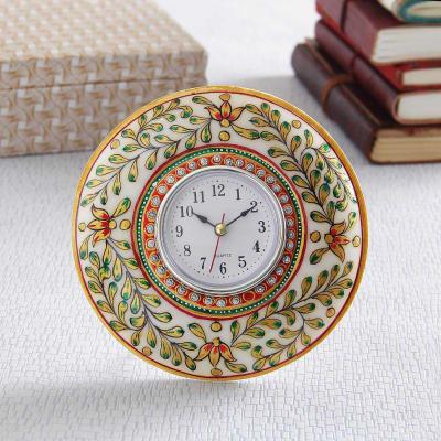 Beautiful Multicolor Table Clock