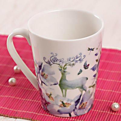 Beautiful Print Ceramic Mug