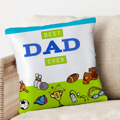 Best Dad Cushion