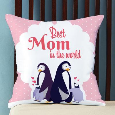 Best Mom Ever Customized Cushion