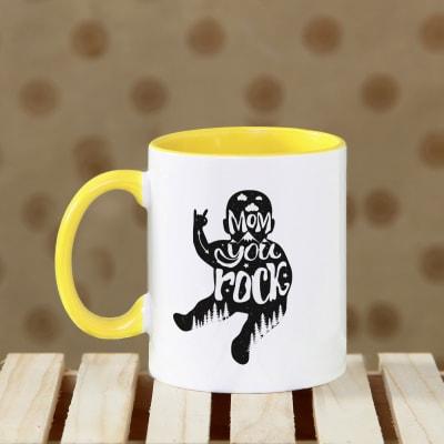 Best Mom Personalized Mug