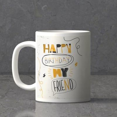 Birthday Themed Personalized Mug