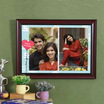 Photo Frames for Boyfriend - Buy Photo Frames Online | Gift Delivery ...