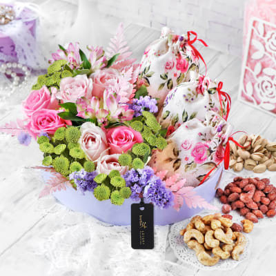 Blooming Surprise Hamper