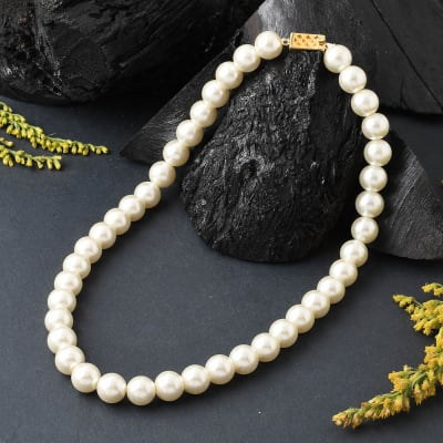 Bold and Beautiful Pearl Necklace