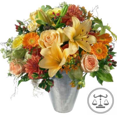 Bouquet Libra (24.09. - 23.10.)