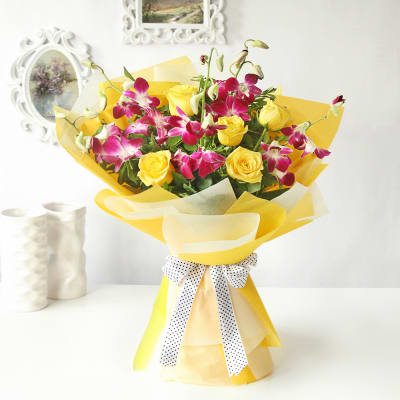 Online Flower Delivery Send Flowers India Order Flowers 395 Igp Flowers