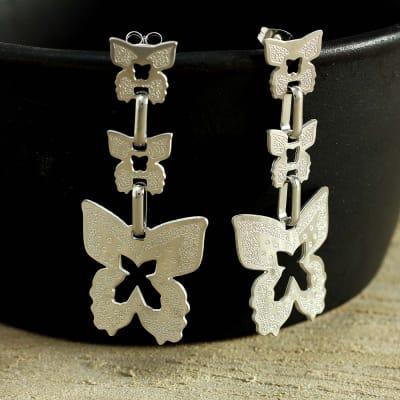Butterfly Dangler Earrings