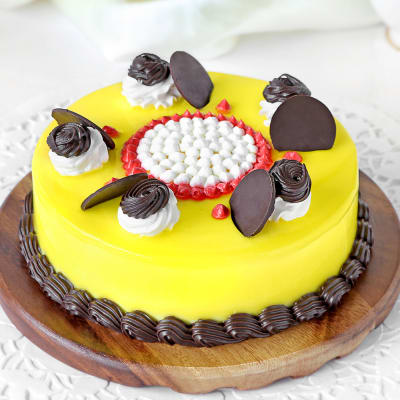 Butterscotch Cake (2 Kg)