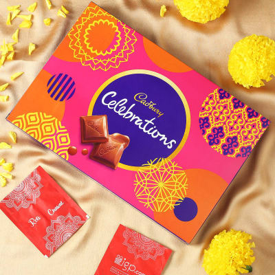 Cadbury Celebrations with Roli Chawal