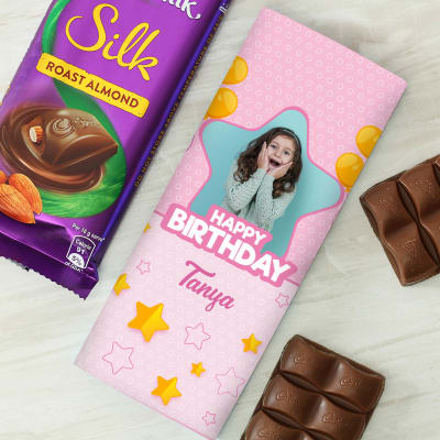 Cadbury Chocolate in Personalized Wrapper