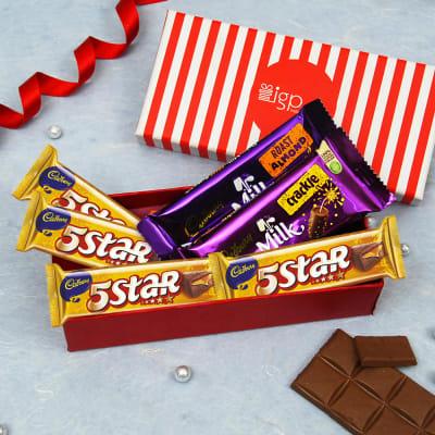 Cadbury Chocolate Surprise in Gift Box