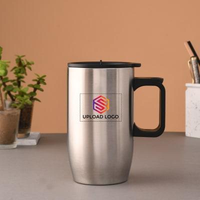 Casa Steel Mug - Customized with Logo