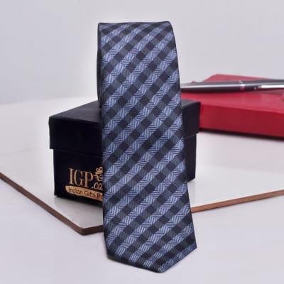 Casual Jacquard Tie for Men