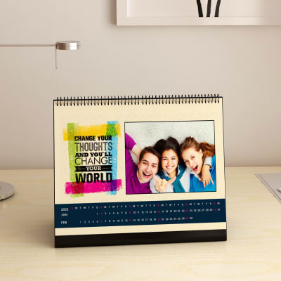 personalized calendars 2018 send wall and desk calendar to india