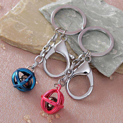 Cheerful Key Chain Set