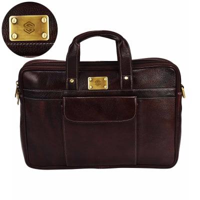 Cherry Wine Enco Unisex Laptop Bag