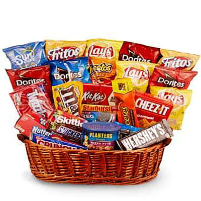 Chips, Candy & More
