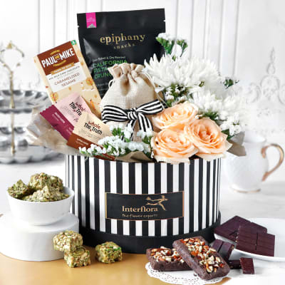 Choc 'O Nuts Deluxe Hamper