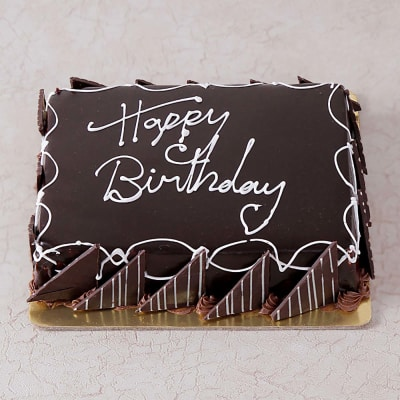 Buy Rectangular Cakes Online Order Rectangular Shaped Cakes For Delivery In India Igp Com