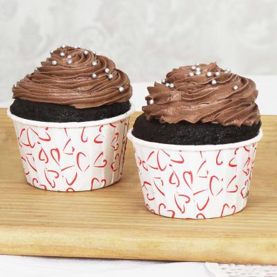 Chocolate Cupcake 6 Pcs