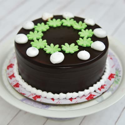 Chocolate Delight Cake Half Kg