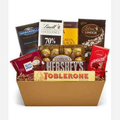 Send Chocolates To Dallas Online Chocolate Delivery In
