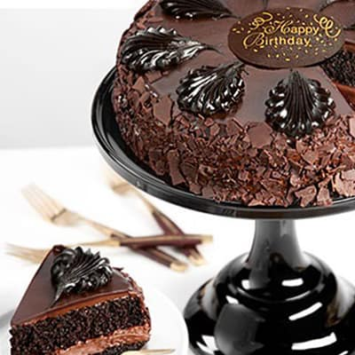 Chocolate Mousse Torte Cake - 600 gms