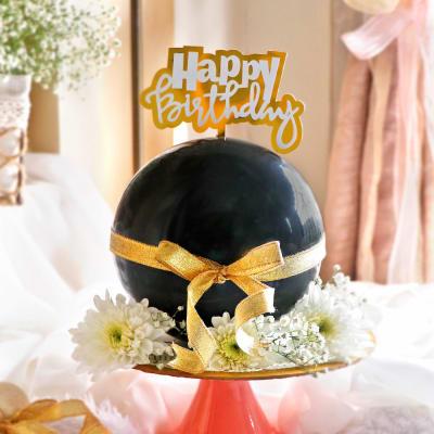 Chocolate Pinata Ball Cake for Birthday (1Kg)